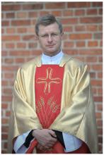 ks. dr Arkadiusz Okroj - Proboszcz