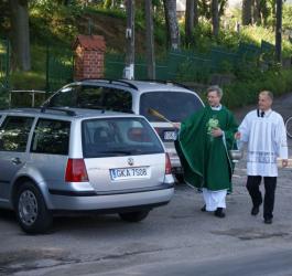 Święcenie pojazdów 2011