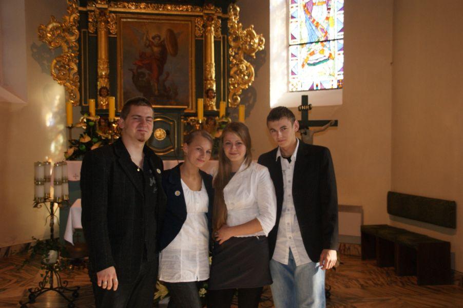 Gościnny występ zespołu muzycznego 2011