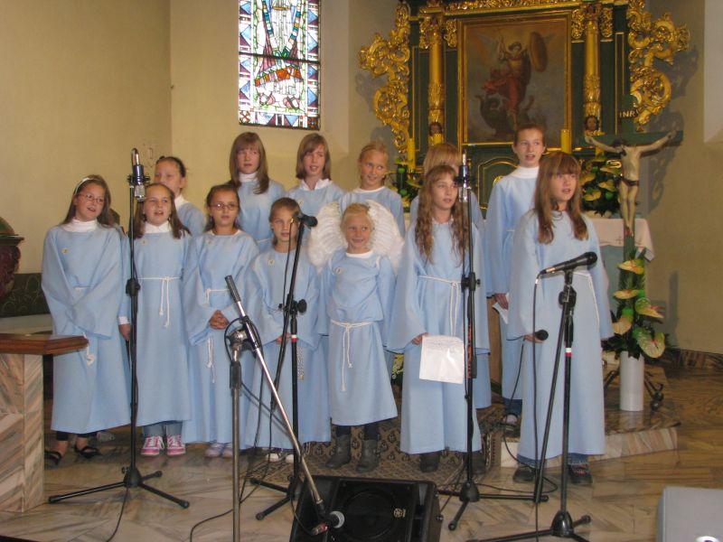 Zespół muzyczny Aniołki