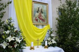 Boże Ciało 2012 - ołtarze (15)